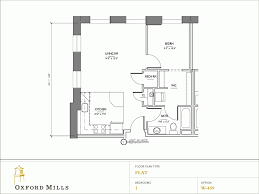One Bedroom Apartment Plans Download One Bedroom Flat Plans Buybrinkhomes Com