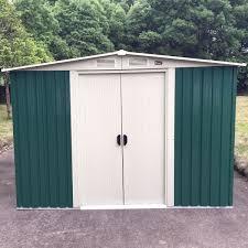 convenience boutique outdoor storage shed 10 u0027 x 8 u0027 building