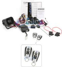 clifford arrow 5 1 vehicle security system with keyless entry