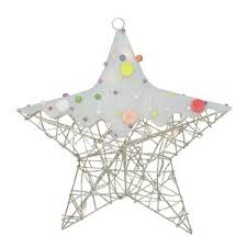 Lighted Christmas Star Ornaments by Star Outdoor Christmas Decorations You U0027ll Love Wayfair