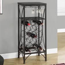 modern u0026 contemporary wine racks you u0027ll love wayfair