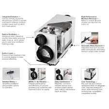 honeywell truedry dr90 whole house dehumidifier dr90a2000