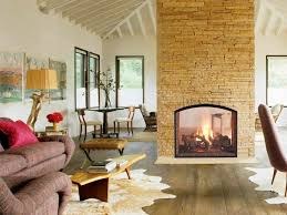 Indoor Gas Fireplace Ventless by Best 25 Double Sided Gas Fireplace Ideas On Pinterest