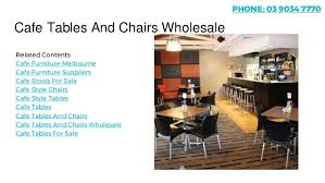 Cafe Style Table And Chairs Cafe Furniture Melbourne By Core Hospitality Furniture