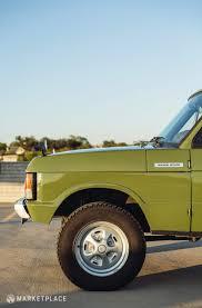 vintage range rover interior 1975 land rover range rover u2022 petrolicious