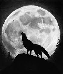 wolf moon wallpapers gallery 67 plus juegosrev com juegosrev com
