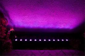 Purple Led Light Strips by Chauvet Colorband Pix Ip Led Light Strip Pssl