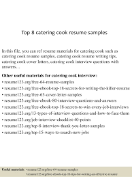 Sample Resume Of Cook by Cook Resume Pastry Chef Chef Resume 4 Resume Head Chef Resume