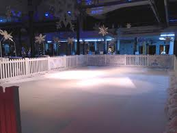 synthetic ice skating rinks serving nyc manhattan long island