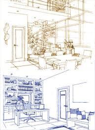 interior sketch office loft by hmtm20 on deviantart
