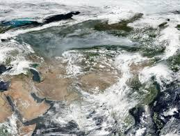 Wild Fires In Bc Right Now a blanket of smoke from fires in siberia is so huge it can be seen