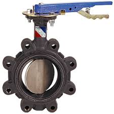 Nibco Outdoor Faucet Nibco 200 Ductile Iron Epdm Lug Butterfly Valve Lever Operator