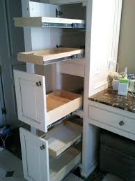 Kitchen Cabinets Slide Out Shelves by Full Shelf Or Base Mounting Is The Easiest Method Of Installing