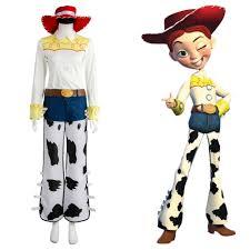 Toy Story Jessie Halloween Costume Cheap Jessie Costume Aliexpress Alibaba Group