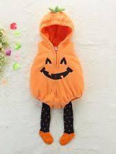 Baby Halloween Costumes Pumpkin Baby Pumpkin Costume Ebay