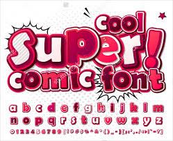 cool alphabet letters template u2013 15 free psd eps format
