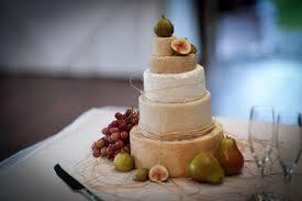 wedding cake of cheese my