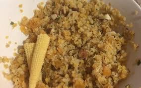 lentilles cuisine recette boulgour aux lentilles corail et fruits secs économique et