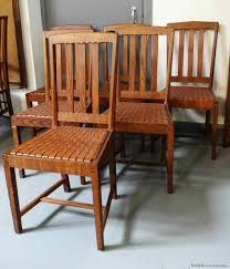stanley webb davies 6 dining chairs in cotswold