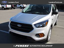 suv ford escape 2018 new ford escape s fwd at landers ford serving little rock