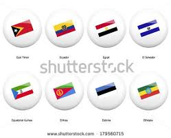7 letter countries format