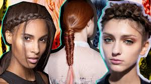 how to braid extensions into your own hair how to braid your hair 9 braids for beginners stylecaster