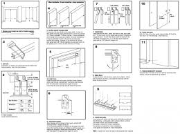 Closet Door Installers Sliding Closet Door Frame Kit