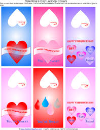 s day lollipops valentines day treats candy wrappers lollipop labels