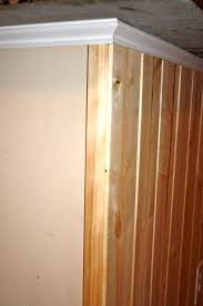 attach wood panel post attach wood how to paint wood paneling