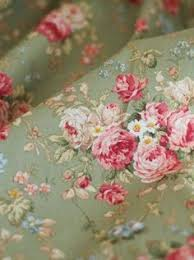 cotton fabric shabby chic floral fabric fabric bundle of 2 0 5