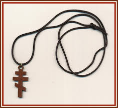 necklace rope images Crossrope3 orthodox 3 bar cross necklace on a rope st joseph jpg