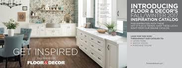 floor and decor com 2017 fall winter catalog