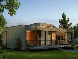 singlehaus u2022 designerhaus von palisadio u2022 moderner bungalow mit