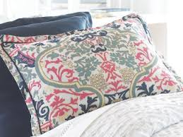 Blue And Coral Bedding Peacock Alley Catalina Coral Duvet Covers Shams U0026 Pillows