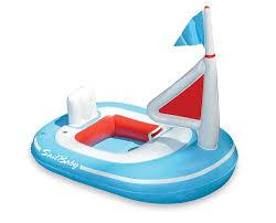 amazon com swimline baby sail pool float toys u0026 games