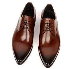 wedding shoes office aliexpress buy 2017 formal men s dress wedding oxfords shoes