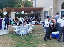 best reception ideas for the wedding pics with charming backyard