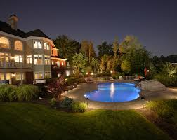 Landscape Lighting Pics by Landscape Lighting Outdoor Light Features Gallivan Corporation