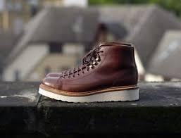s monkey boots uk stunning grenson andy monkey boots brown leather uk 7 ebay
