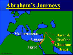 bible lands 5 abraham u0027s journeys learn more about the bible