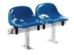 siege coque artdesign mobilier accessoire de sièges pour hyppodrome stade