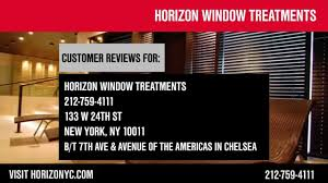 horizon window treatments reviews nyc shades and blinds shop