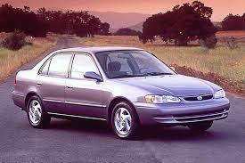 2001 toyota corolla value 1998 02 toyota corolla consumer guide auto