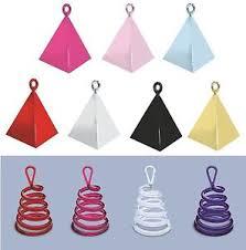 balloon weights balloon weights qualatex walker weights pyramid shaped weights