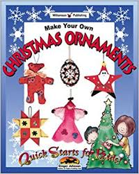 make your own ornaments starts for