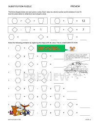4th Grade Order Of Operations Worksheets Puzzles Thinking Word Problems By Math Crush