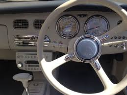 nissan figaro interior nissan figaro lapis grey low milage 3250 in liverpool city