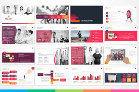 modern powerpoint templates the project powerpoint template digital dreams