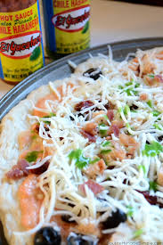 California Pizza Kitchen Tostada Pizza Are You Ready For The Big Game Bring The Heat With This Spicy