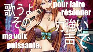 kuronosup ft namine ritsu red haired diva vostfr youtube
